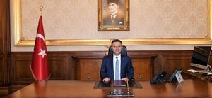 Vali Hüseyin Aksoy Kocaeli'de göreve başladı