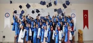 DPÜ Tıp Fakültesi üçüncü mezunlarını verdi