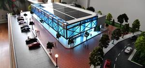 İzmir'e yeni spor tesisi
