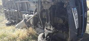 Çemişgezek'te trafik kazası