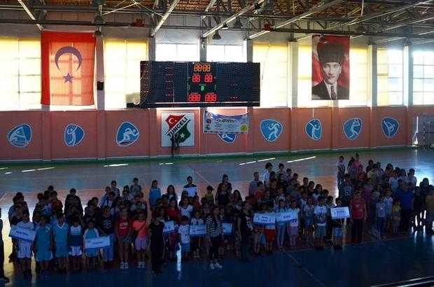 Tunceli'de il spor merkezleri açıldı