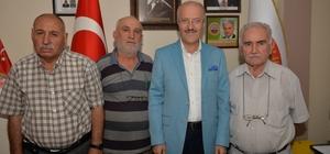 Başkan Kafaoğlu'dan , emeklilere ev müjdesi