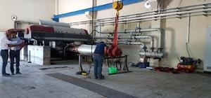 Atıksu arıtma tesisleri tam verim prensibiyle çalışıyor