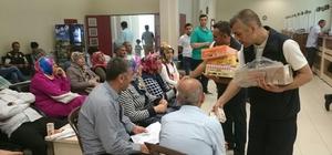 Şahinbey Belediyesi'nden vatandaşlara hizmet