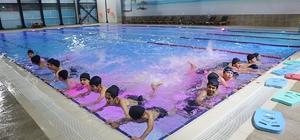 Başakşehir havuzları yaza hazır