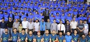 Tokat'ta doğa kampı başladı