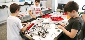 Legolab ile insansız araçlar tasarlandı