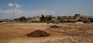 Cizre Belediyesinden 60 dönümlük çok amaçlı park