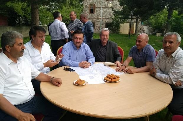 Milletvekili Karal Ovit Tüneli'nin önemine vurgu yaptı