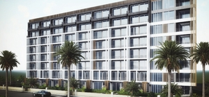 Bornova'da 202 dairelik konut projesi