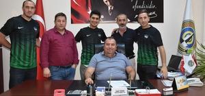 Malkara 14 Kasımspor'a 3 yeni transfer daha