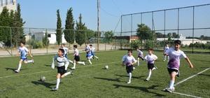 Şehzadeler 8 ayrı branşta yaz spor okulu açtı