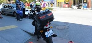 Motor sürücülerine polis denetimi