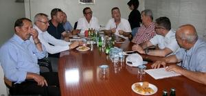 İl koordinasyon toplantısı Karacabey'de yapıldı