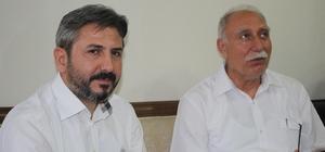 TBMM Başkanvekili Ahmet Aydın emeklileri unutmadı