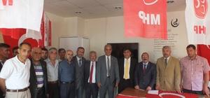 MHP Malazgirt ilçe teşkilatı olağan kongresini yaptı