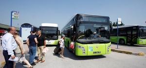 Bu otobüs hattı Kocaelileri dünyaya ulaştırıyor