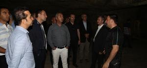 Tahmazoğlu, GAİMDER üyelerine milli mücadele müzesini gezdirdi