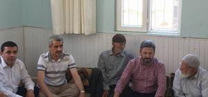 TBMM Başkan Vekili Aydın köy ziyaretlerine devam ediyor