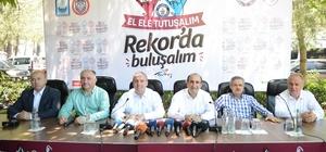 Bursa'da dünyanın en uzun horonu oluşturulacak