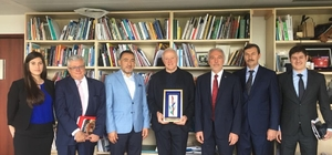 Kütahya'dan UNESCO'ya önemli ziyaret