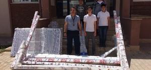 Büyükşehir'den okullara spor malzemesi yardımı
