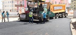 Şahinbey'de asfalt çalışmaları tüm hızıyla devam ediyor