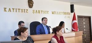 """Başkan Ali Kılıç, """"Türk halkı 15 Temmuz'da demokrasiye sahip çıktı"""""""