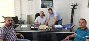 Osmancık OSB'da altyapı çalışmaları başladı