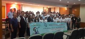 Kastamonu'da 48 öğrenci, doğayı keşfederek öğrenecekler