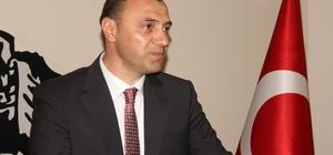 """Vali Kaldırım: """"Elazığ'a makamlarda durmak için gelmedik"""""""
