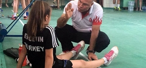 Cansu Erçetin, Balkan Şampiyonu oldu