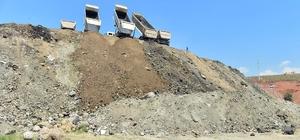 İzmir'de hafriyat sahası yeşil alana dönüştürülecek