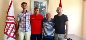 Ayvalıkgücü Belediyespor, Yıkılmazdağ ile yol alacak