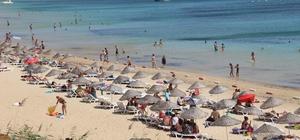 Çanakkale'de deniz suyu temiz çıktı