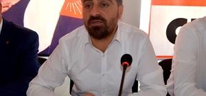 CHP Besni İlçe Başkanı Kılınç, Besni'nin sorunlarını sıraladı