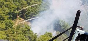 Orman yangınları ile mücadele komisyonu toplandı