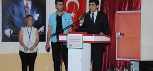 Iğdır'ın Tuzluca ilçesinde 1. Uluslar arası Tuz Terapi Çalıştayı gerçekleştirildi