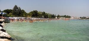 Tuzla Belediyesi Halk Plajı'nda yeni sezon başladı