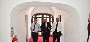 Vali Çeber ilçe ziyaretlerine Eflani ile başladı