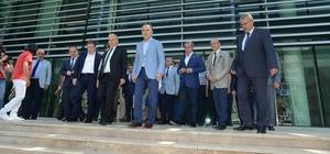 Vali Ahmet Altıparmak Denizli'den ayrıldı