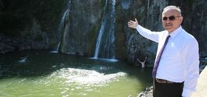Çavuşlar Şelalesi turizm gözdesi oluyor