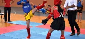 Muay Thai seçmeleri Erciş yapıldı