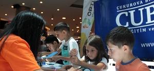 Çocuklar, Maker Teknoloji Atölyesi'nde kendi robotlarını tasarladı