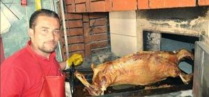 Şaphane kebabı, özel olarak yetiştirilen hayvanlardan