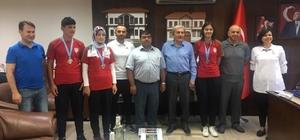 1308 Osmaneli Belediye Spor atletizm takımından büyük başarı