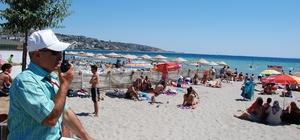 Başkan Akgün, Büyükçekmece sahillerinde alınan önlemleri anlattı
