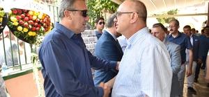 Başkan Karaçoban'ın acı günü