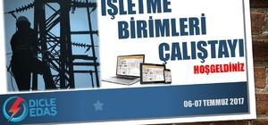 Dicle Elektrik 'İşletme Birimleri Çalıştayı' düzenliyor