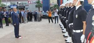 Vali Karahan Denizli'de göreve başladı